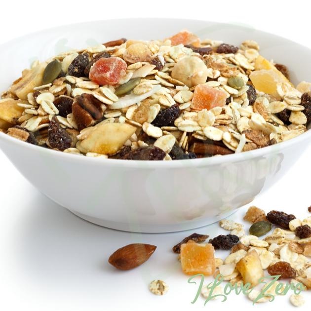 Luxury Muesli