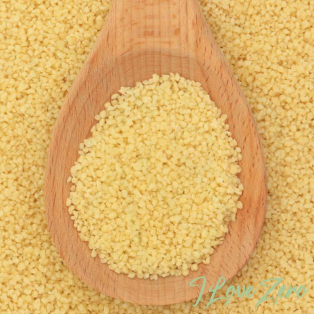 Couscous White Organic