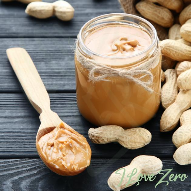 NutButter - Organic Dry Roasted Peanuts