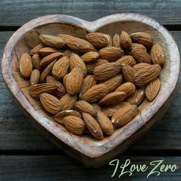 Californian Whole Almonds