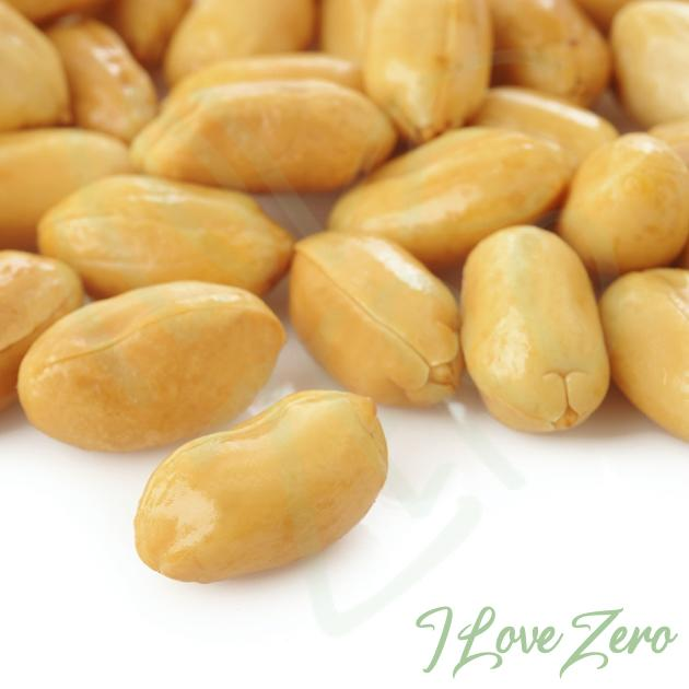 Roasted Blanched (Unsalted) Peanuts