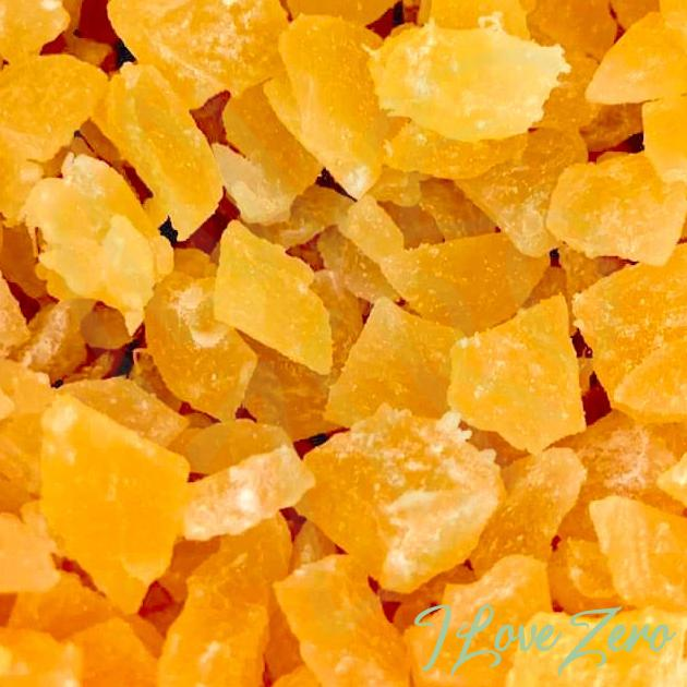 pineapple dried diced