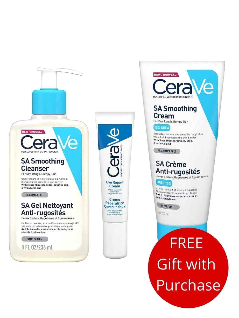 CeraVe Skin Smoothing Set