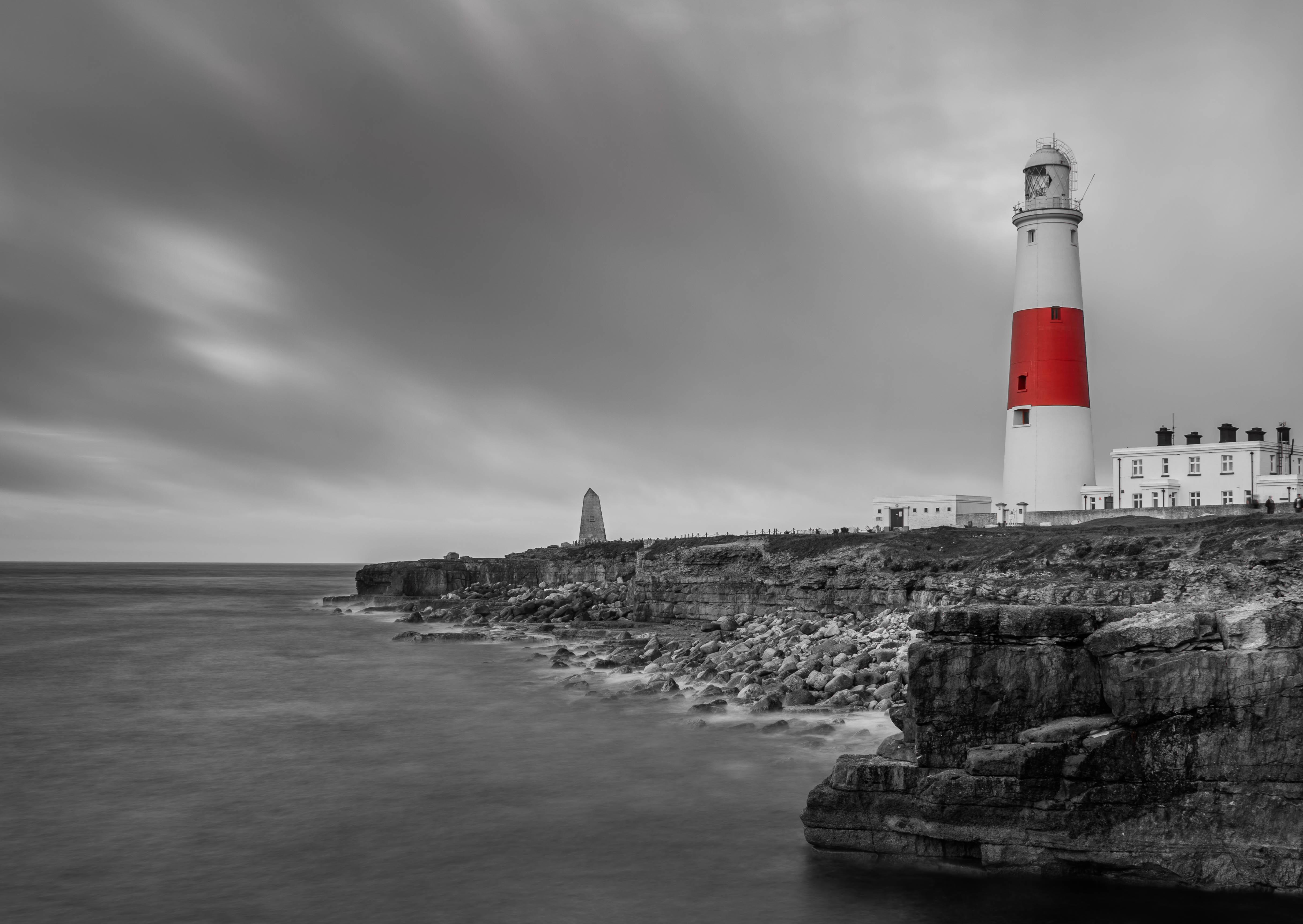 An image called Portland Bill Lighthouse V from our collection
