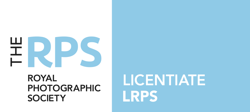 Mike Hall LRPS - Mike holds the Licentiate Distinction from the Royal Photographic Society