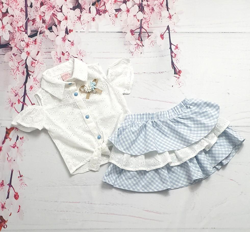 two piece clothing set for girls