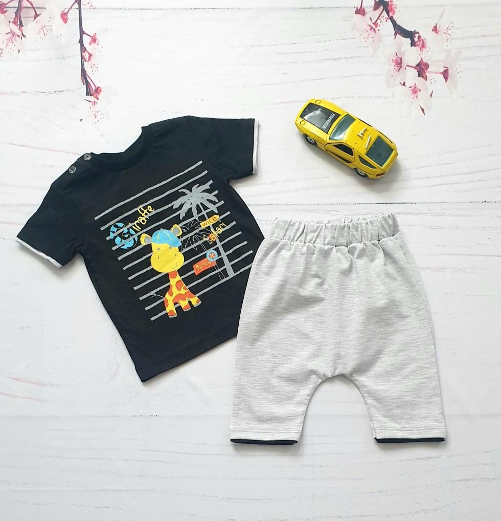 baby boy giraffe set