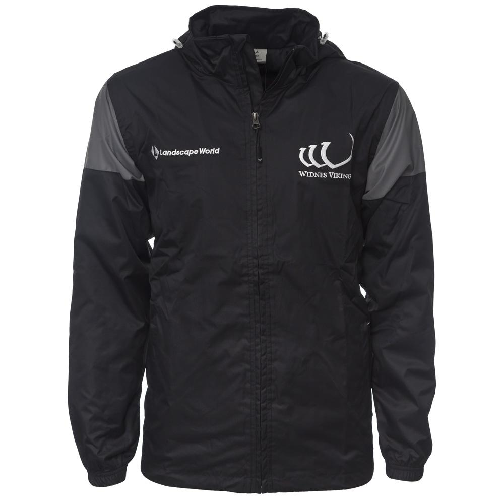 Widnes Vikings Rain Jacket