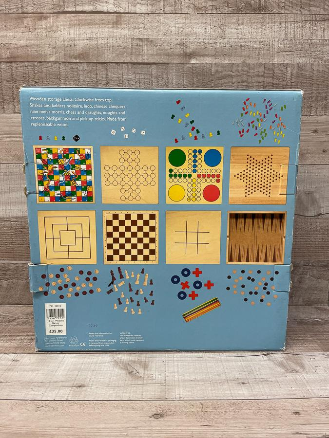 JOHN LEWIS 10 NIN 1 WOODEN GAMES COMPENDIUM02-03-2021 at 09.36.44 2.JPG