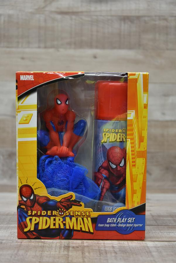 SPIDERMAN BATH PLAY SET
