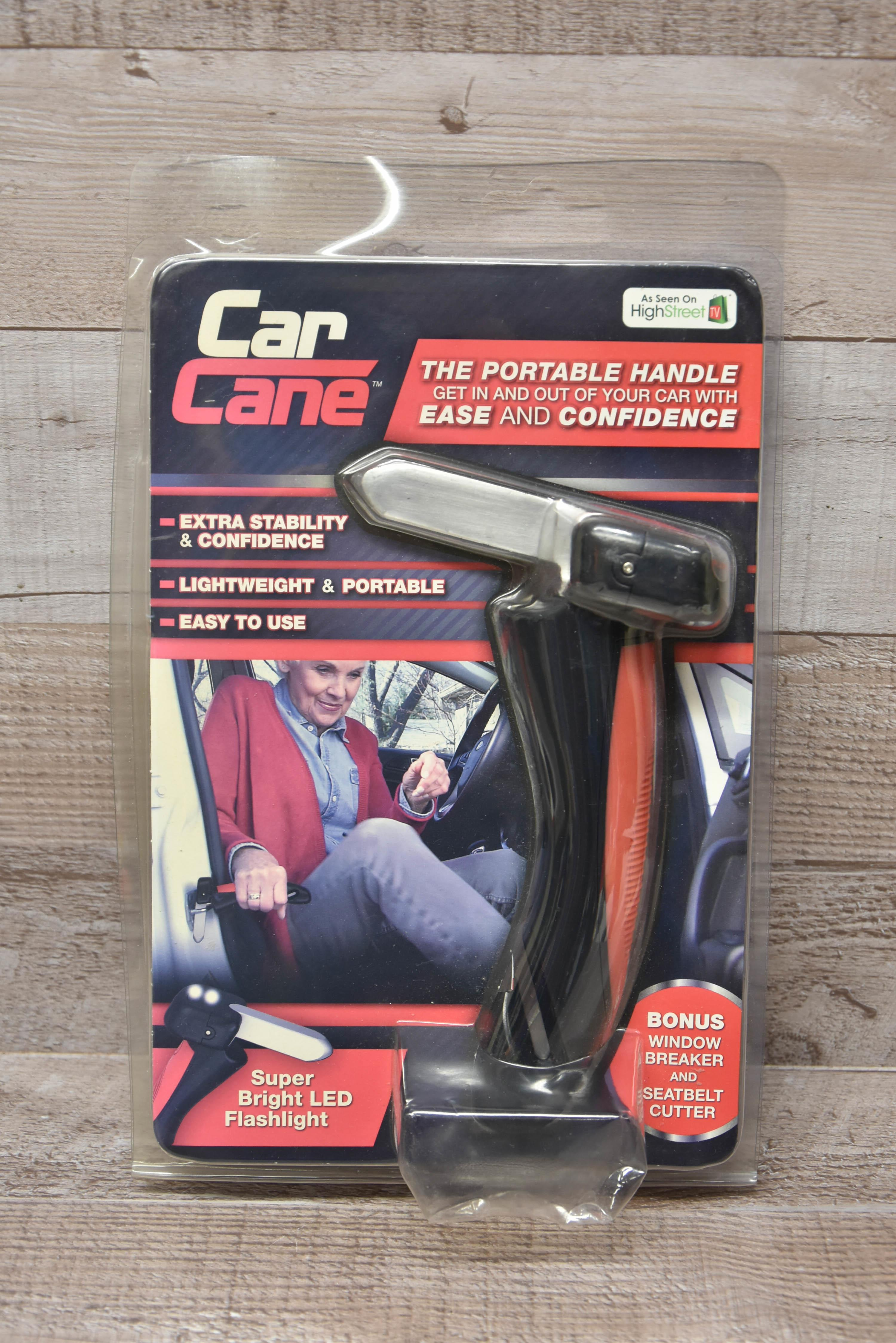 Car Cane Portable Handle and Window Breaker-5431