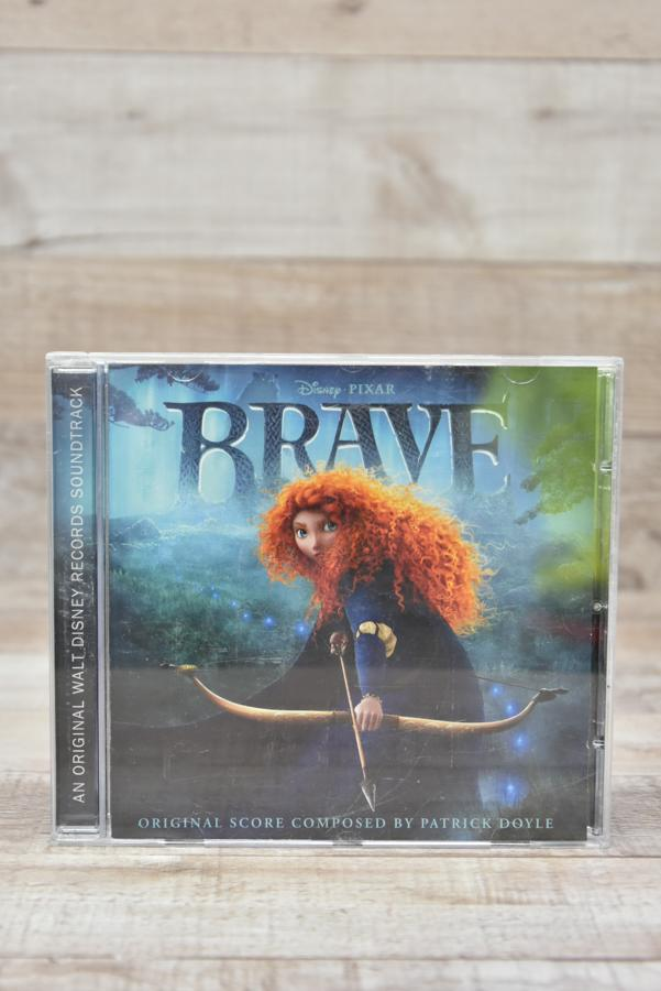 Disney Pixar Brave Sountrack CD.jpg
