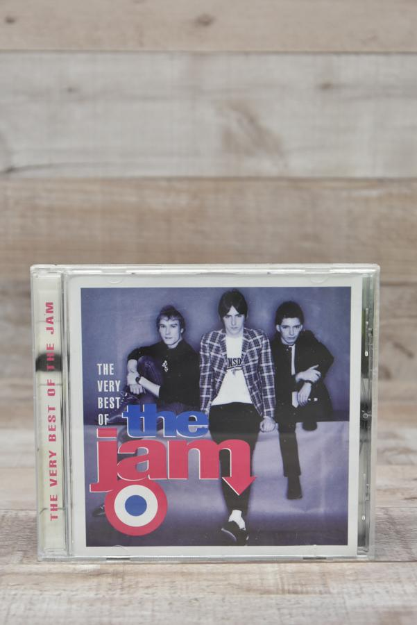 THE VERY BEST OF THE JAM CD