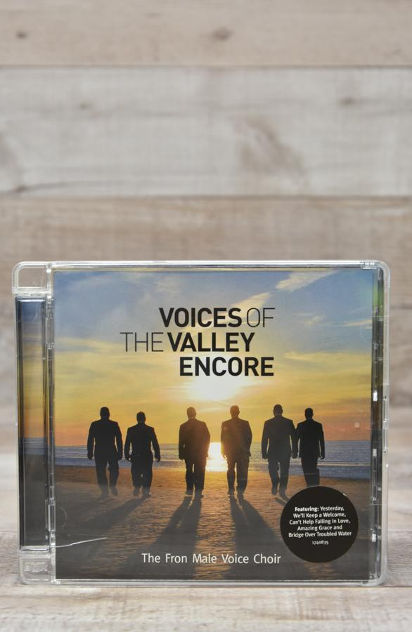 VOICES OF THE VALLEY ENCORE CD