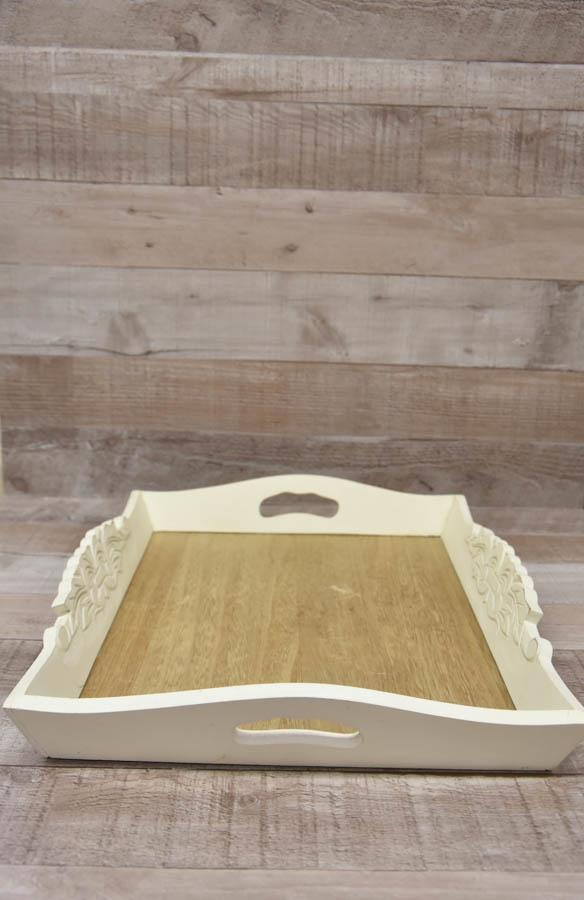 Shabby Chic Style Wooden Tray with Handles22-01-2021 at 14.41.45