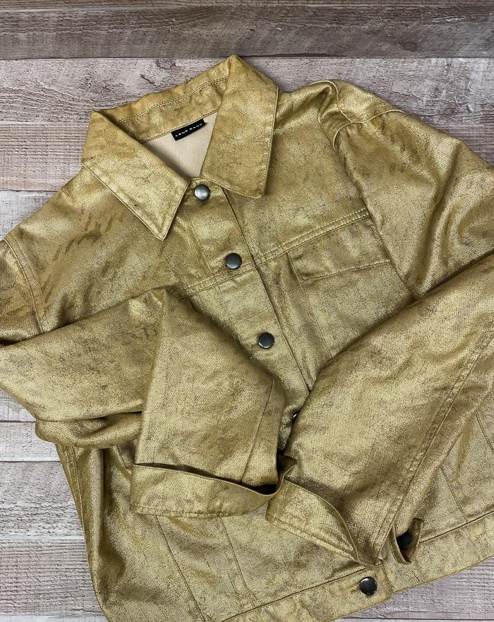 LENE SAND GOLD BUTTONED JACKET SIZE 42 INCHES25-02-2021 at 20.51.55 2.JPG