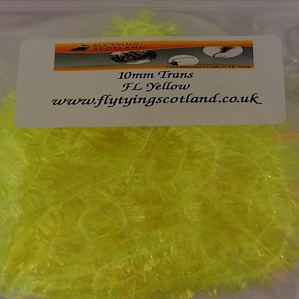 10mm trans fl yellow
