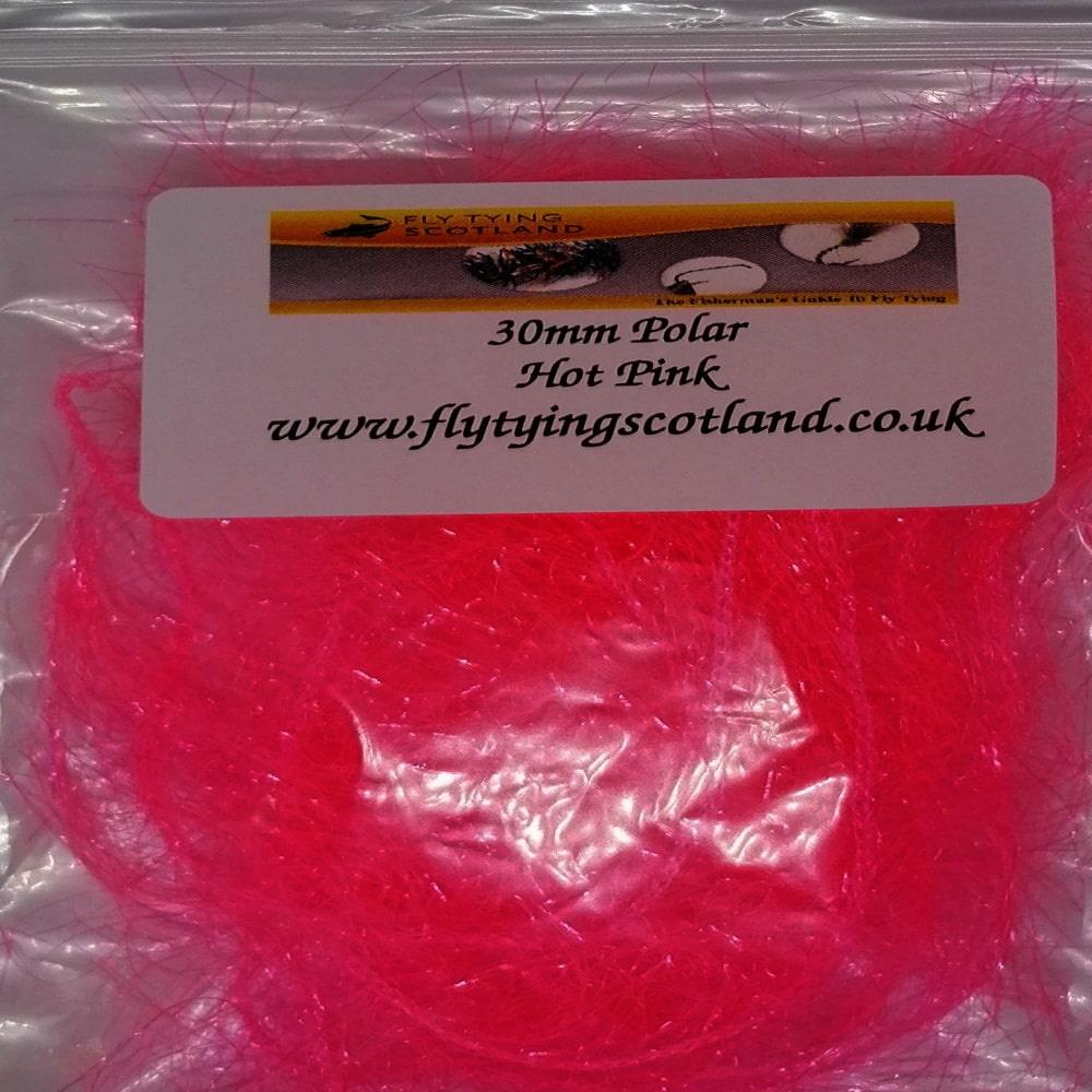 30mm polar hot pink