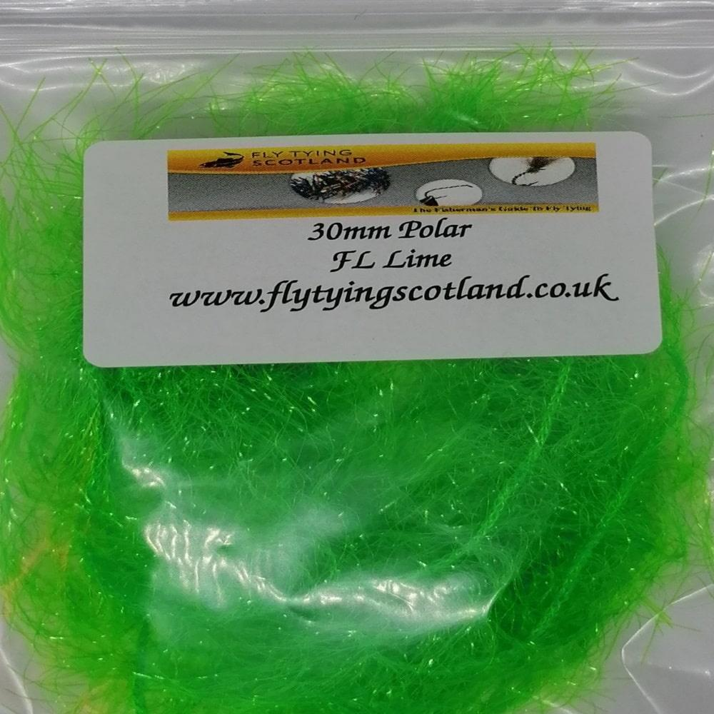 30mm polar lime