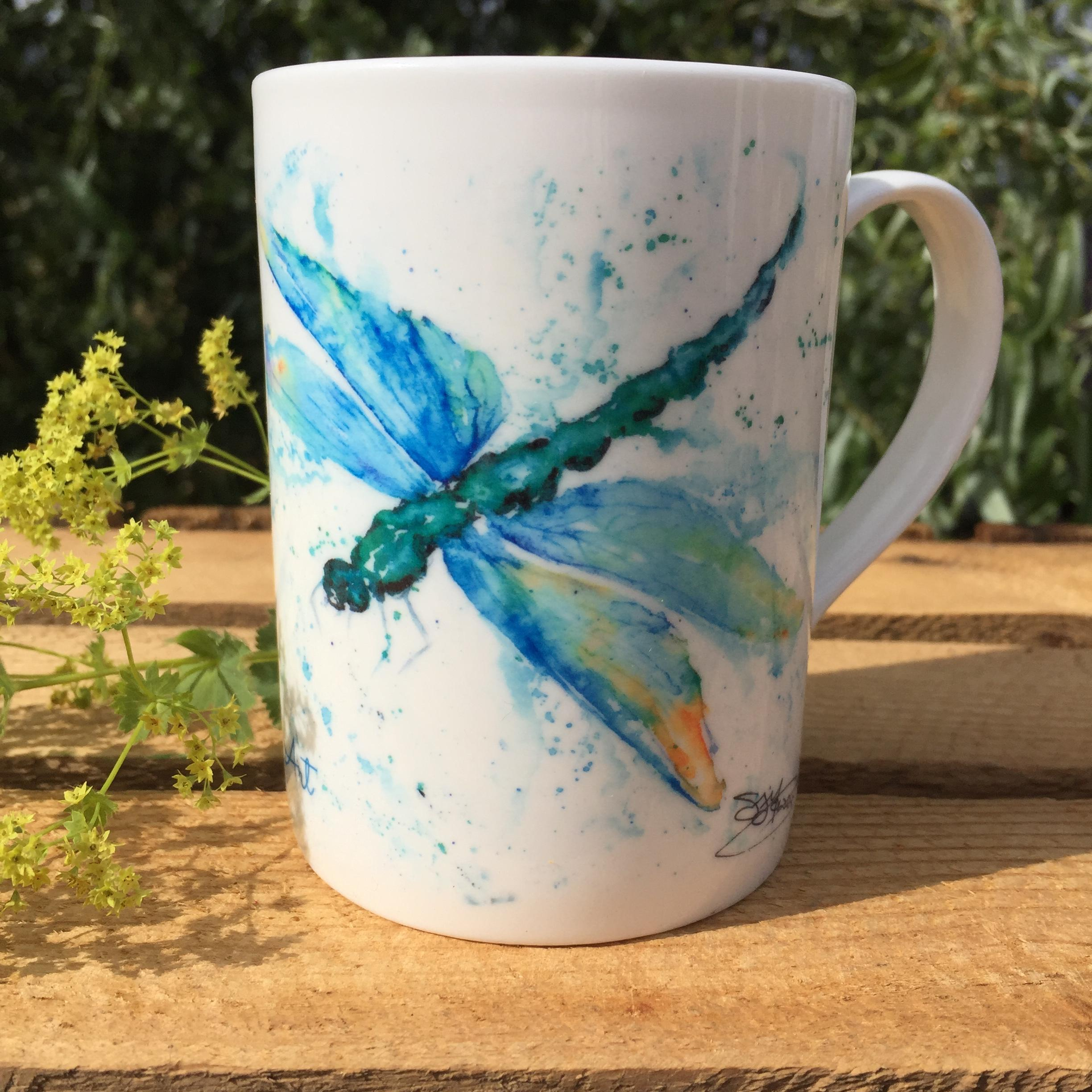dragonfly design kitchenware