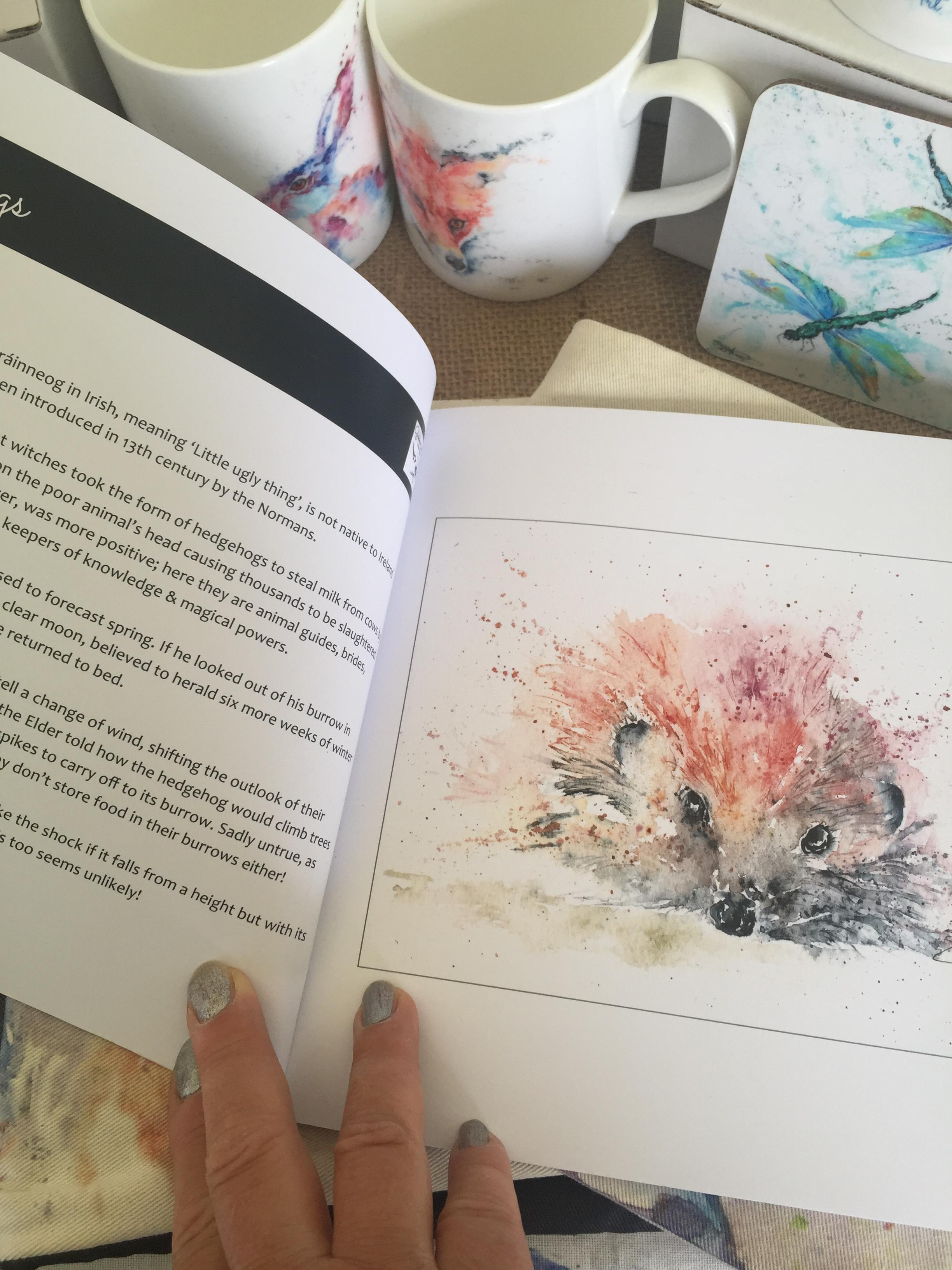 wildlife art book