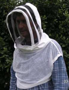 Man in Bee Vest