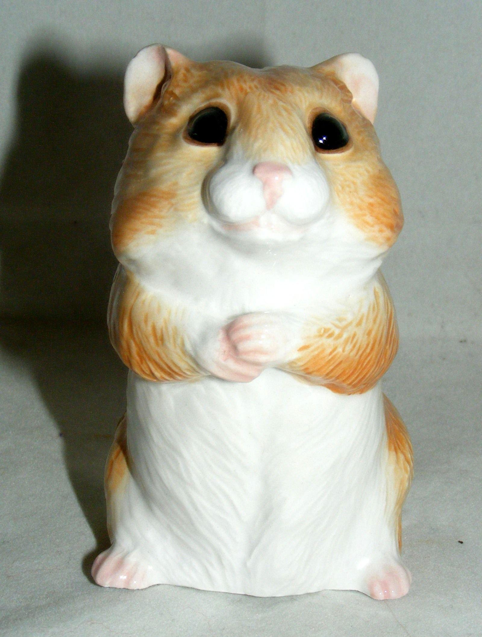 John Beswick Rspca Animal Figure The Adorables Hamster Jbta3