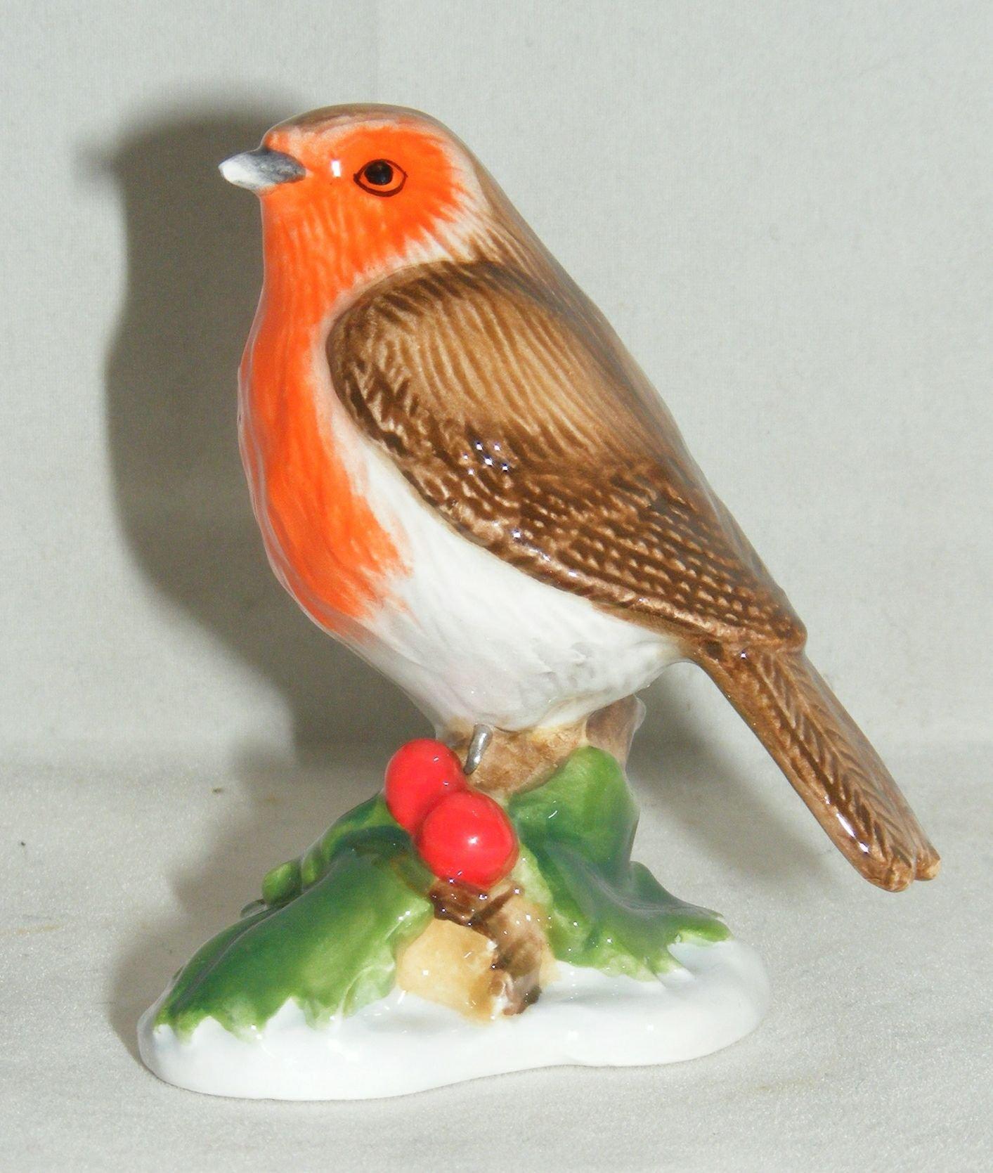 John Beswick JBDB19 Trumpeter Swan Bird Figurine