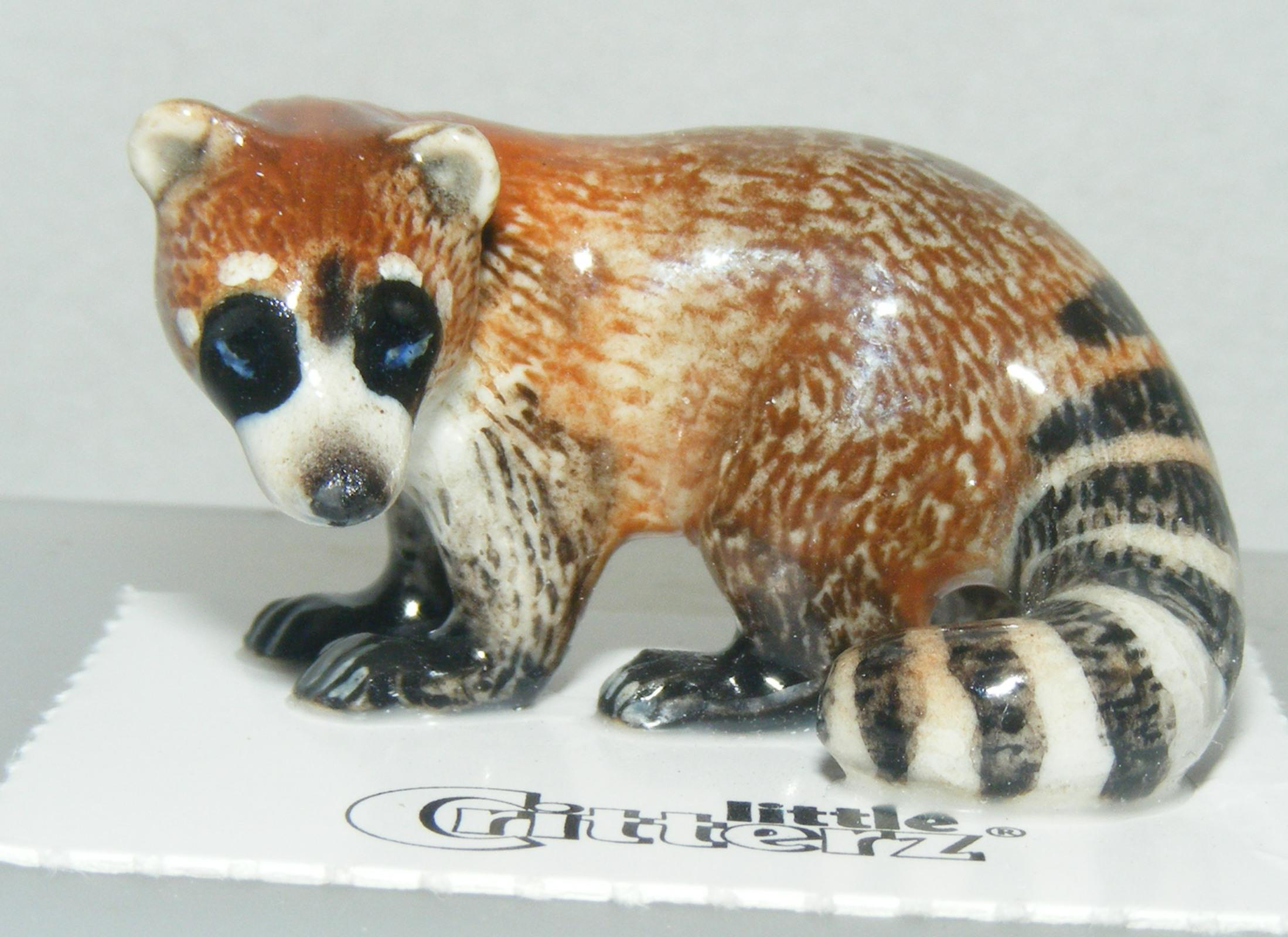 "Little Critterz Miniature Porcelain Animal Figure Pronghorn /""Flash/"" LC927"