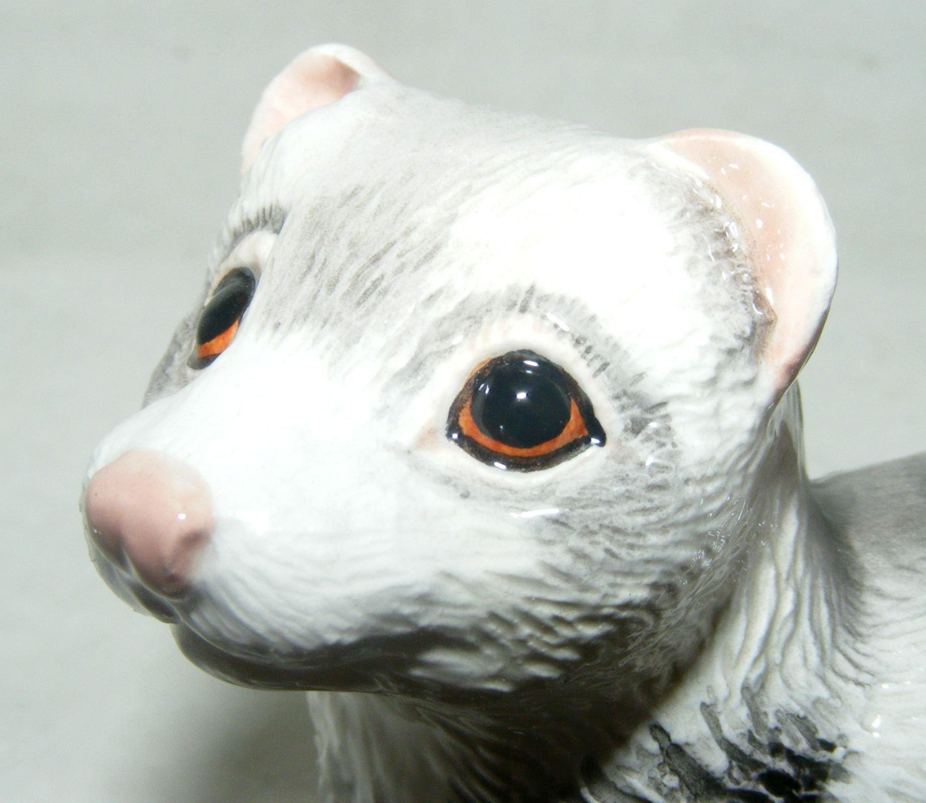 John Beswick Rspca Animal Figure The Adorables Ferret Jbts4