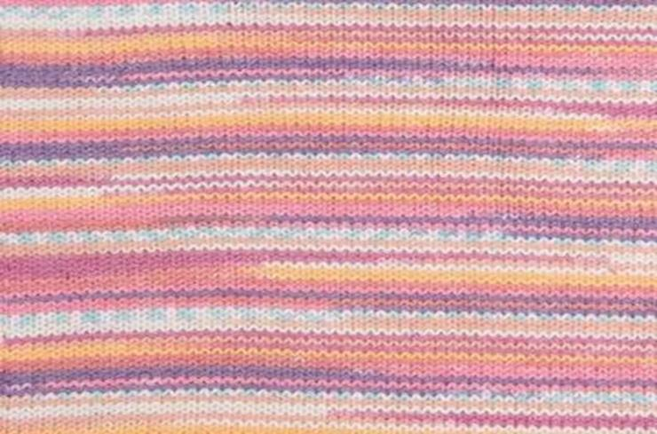 Purple - Fuschia 008<P>Knitted sample