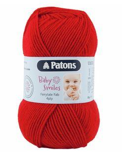 Baby Smiles<P>Fairytale Fab 4 Ply 50g