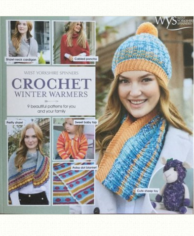 Crochet<P>Winter Warmers