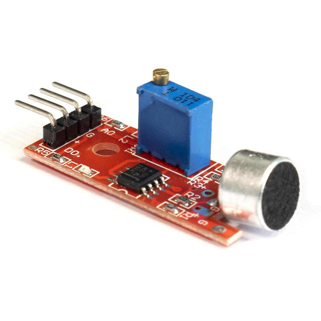Microphone Sound Detection Sensor KY-038 with LM393 ideal for Arduino