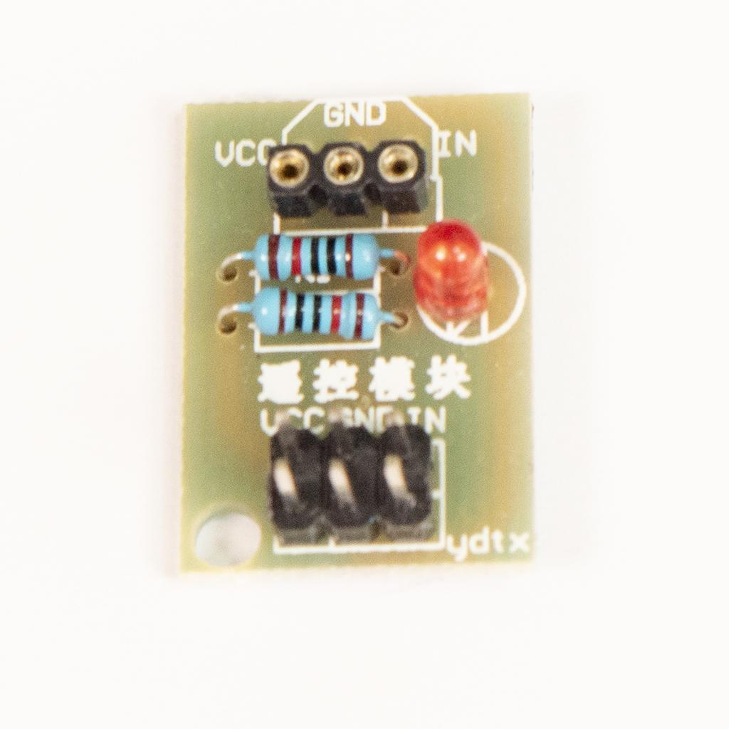 Infrared remote kit breakout board pcb