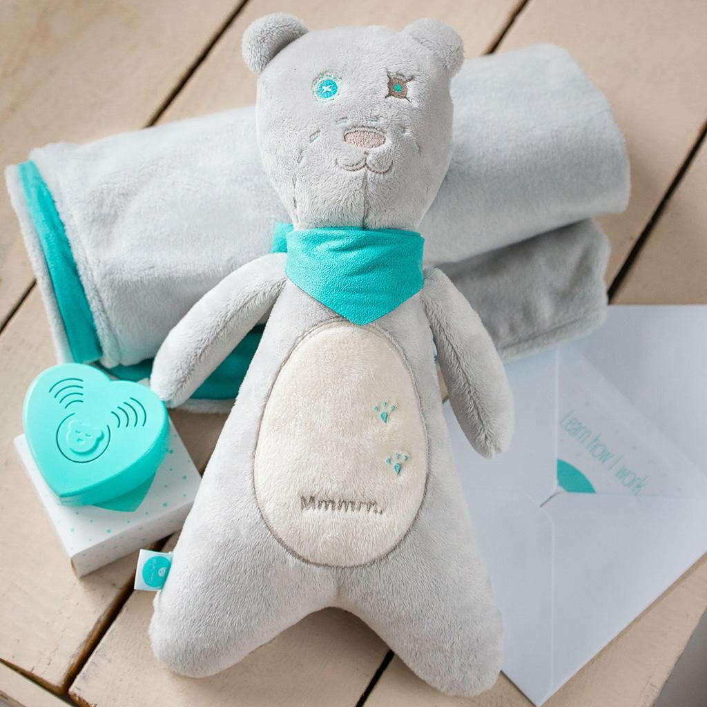 White noise teddy bear myHummy