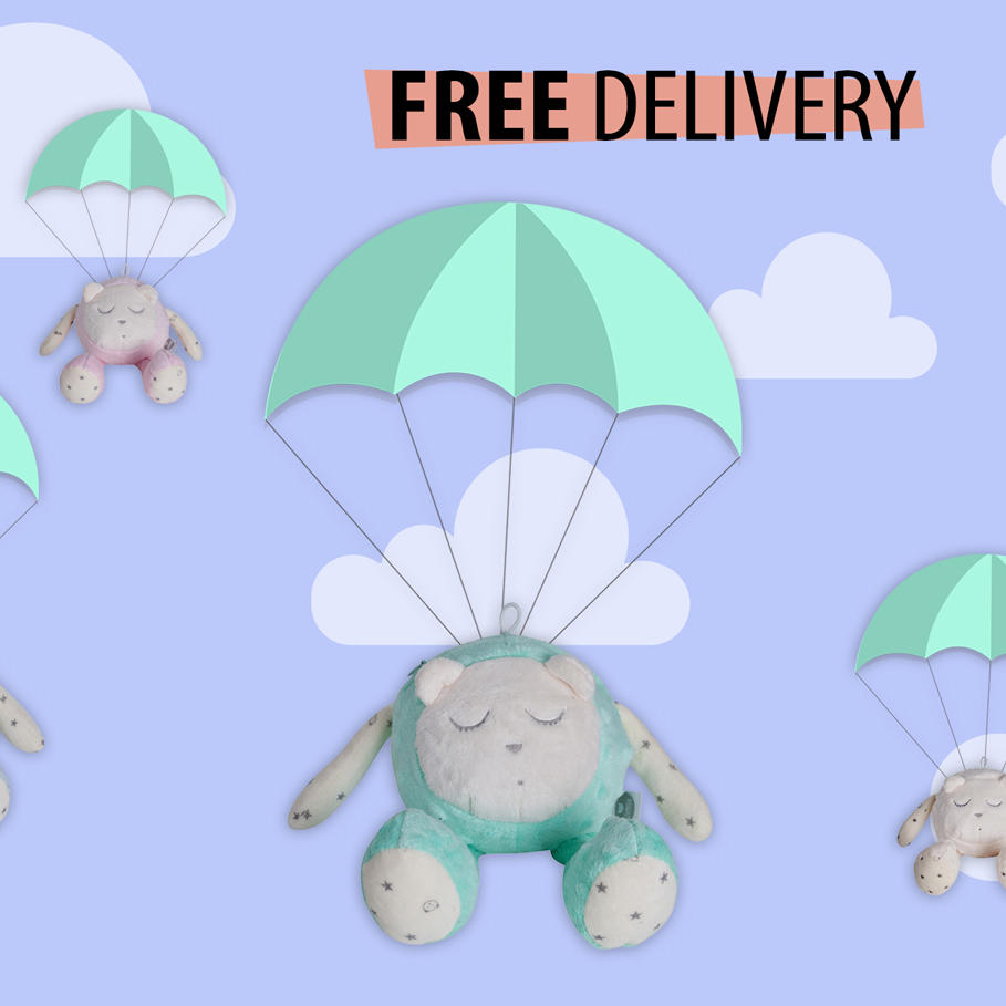 SPECIAL OFFER: Free delivery on ALL orders!