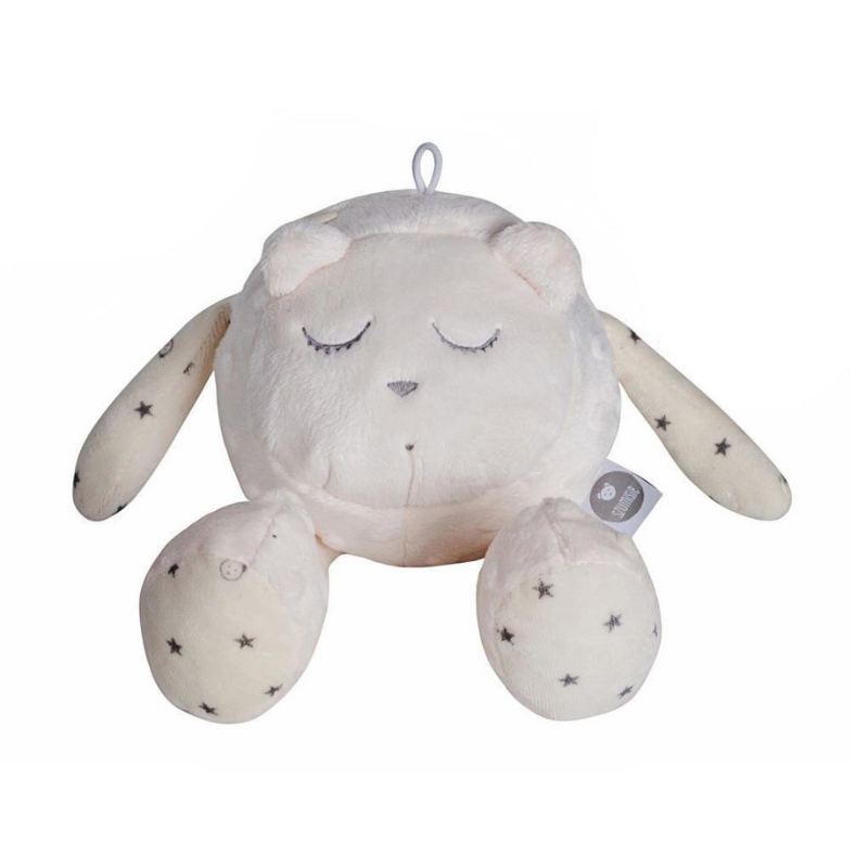 myHummy Snoozy Ecru white noise toy