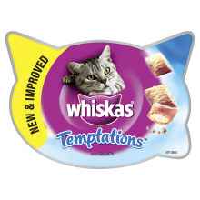 Whiskas Temptation Salmon 60g