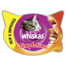 Whiskas Temptation Beef 60g