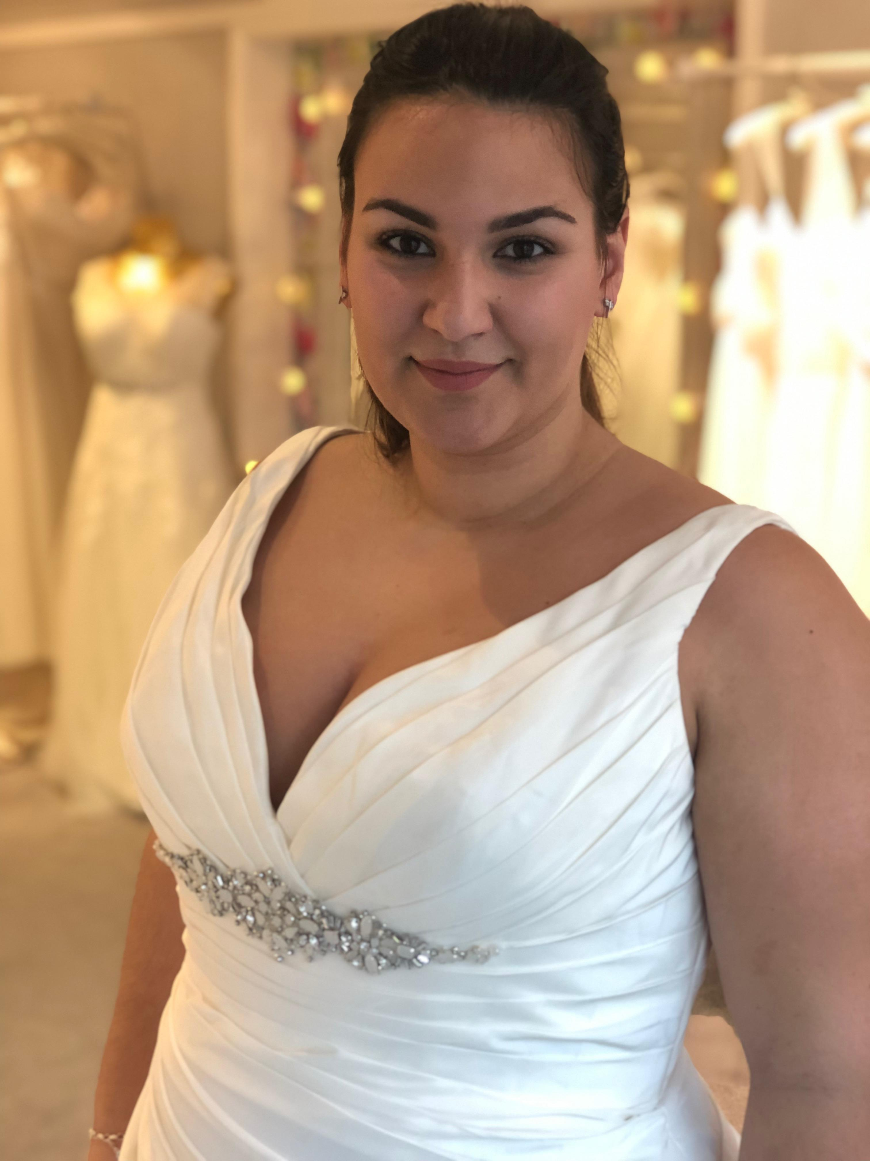 Brides Looking For A Plus Size Wedding Dress From Dorset East