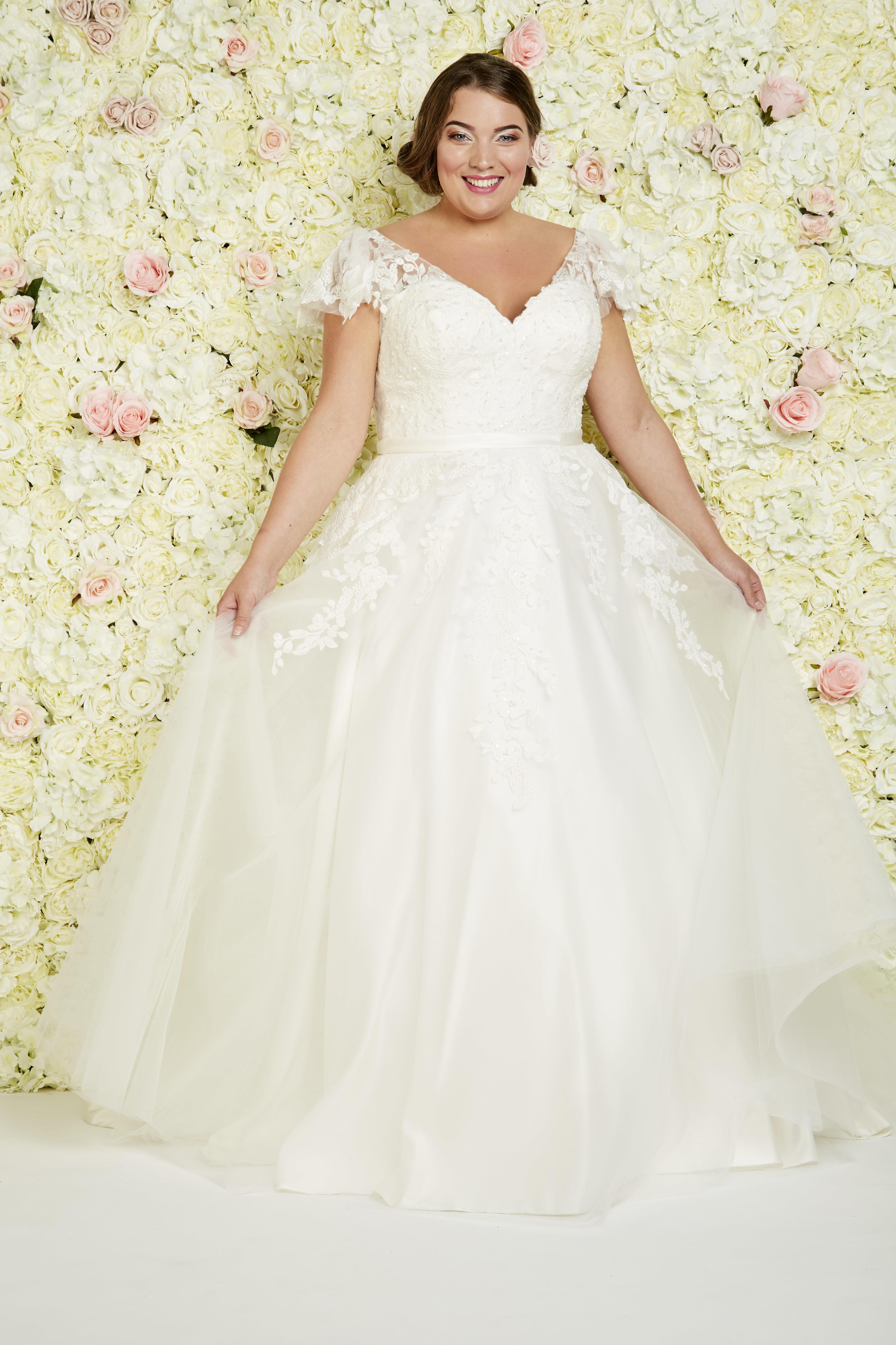 Hampshires Stockist of Callista Bridal Wear