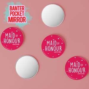Banter Cards Pocket Mirrors