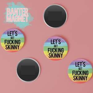 Banter Cards Magnets