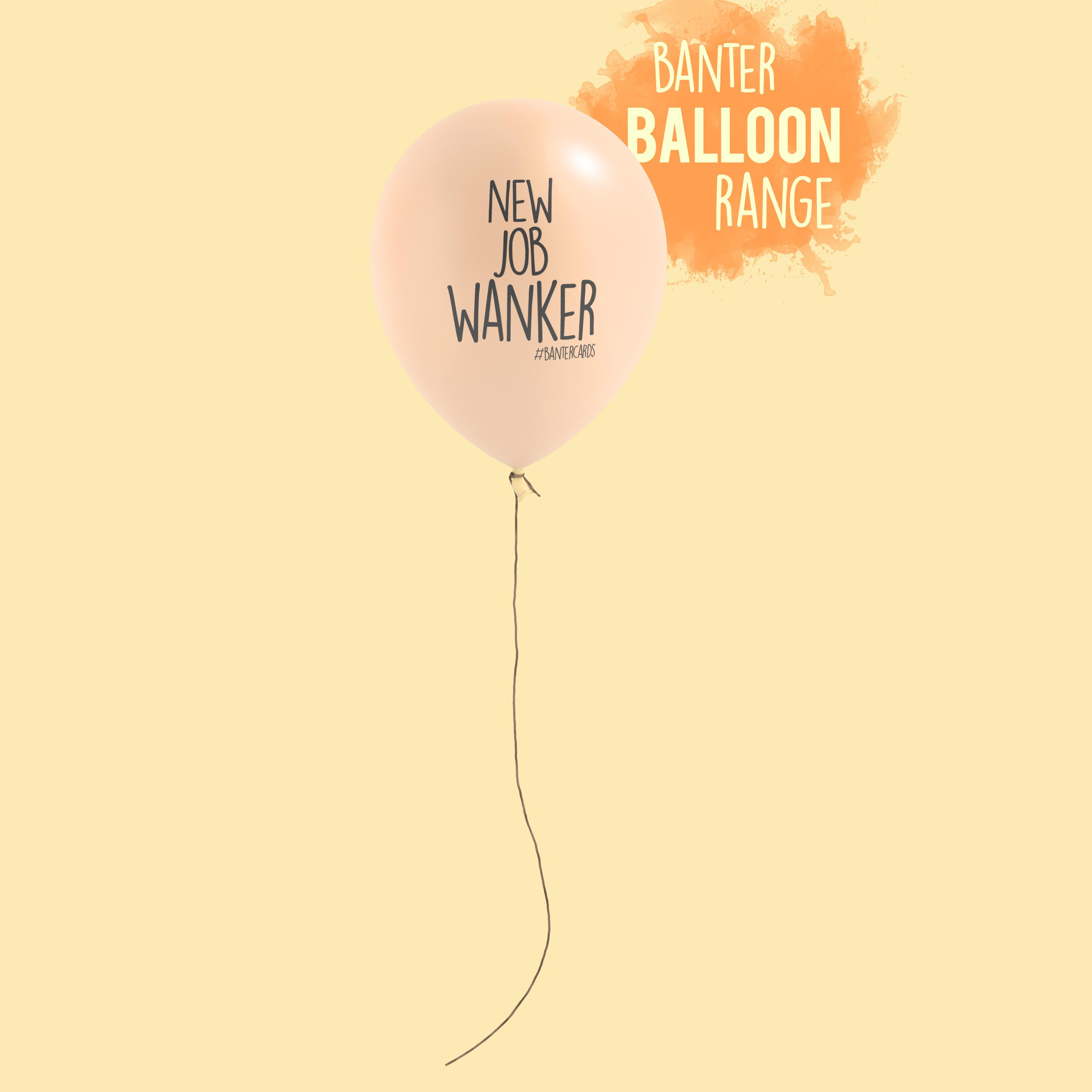 Banter Cards Balloons