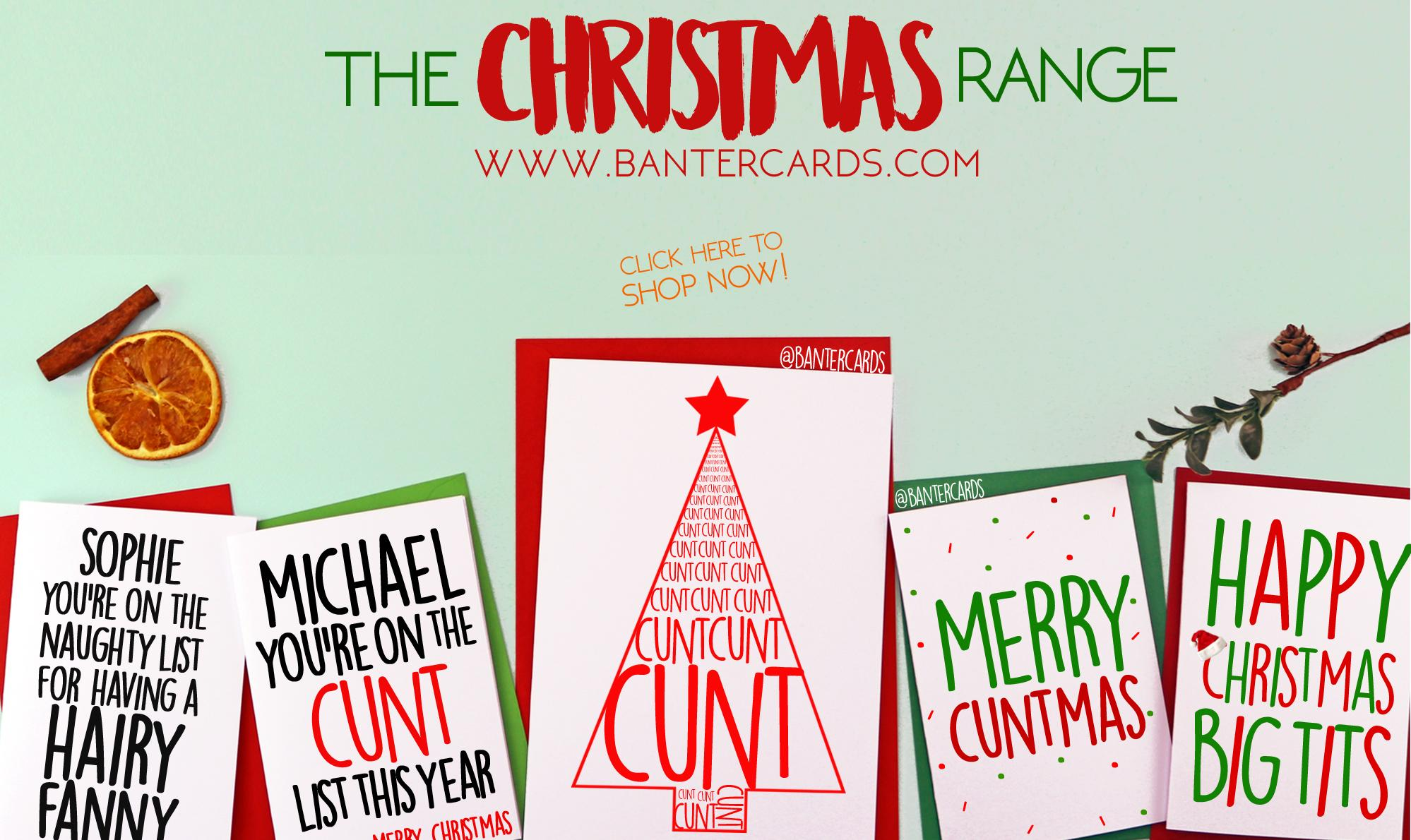 Banter Cards Rude Cards Funny Cards Funny Birthday Cards Online