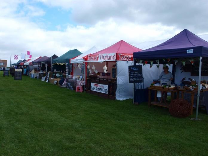Spring Tide Food Festival 2017 - Burton Bradstock, Bridport May 20th - 21st 10am - 4pm
