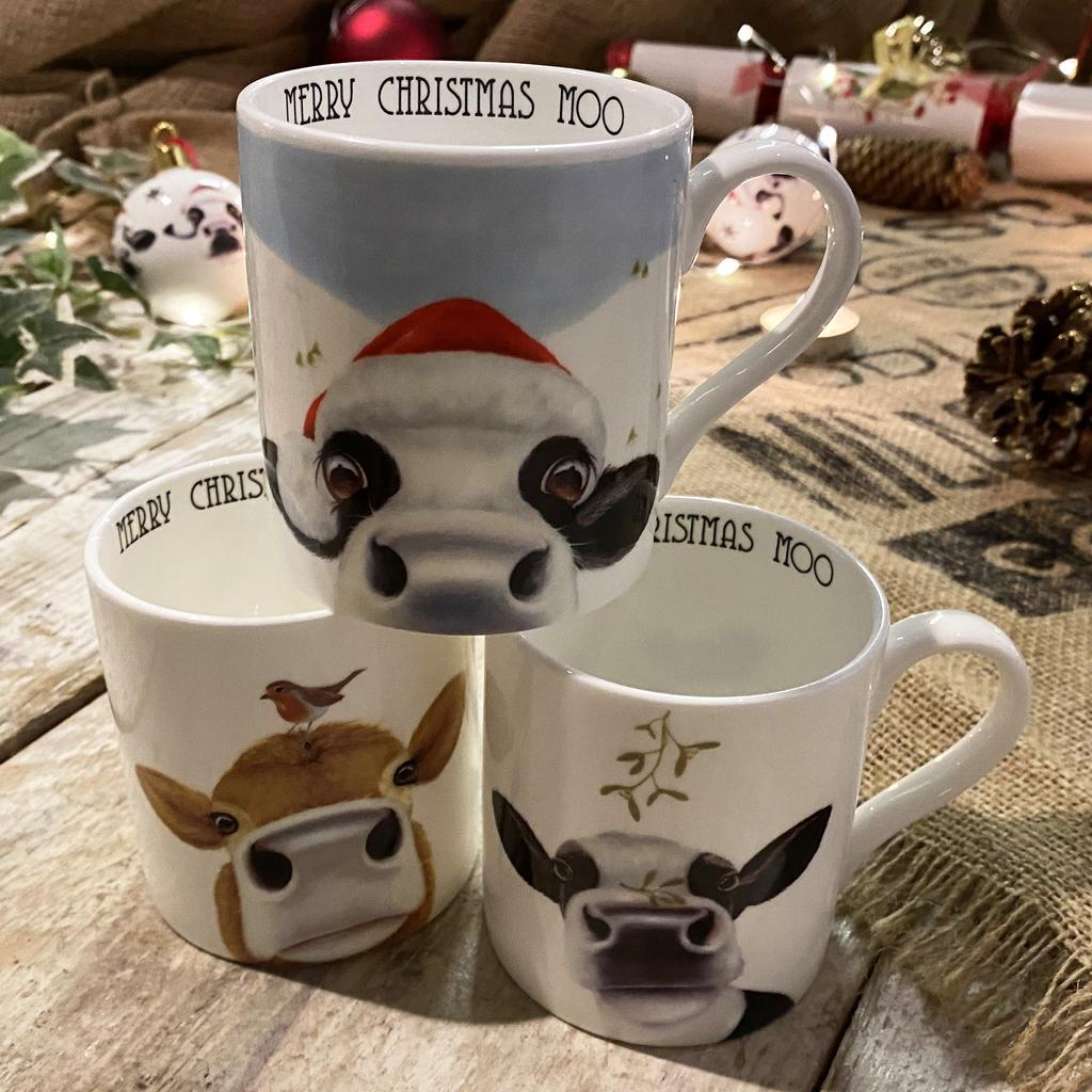 Meet our new Christmas Mugs