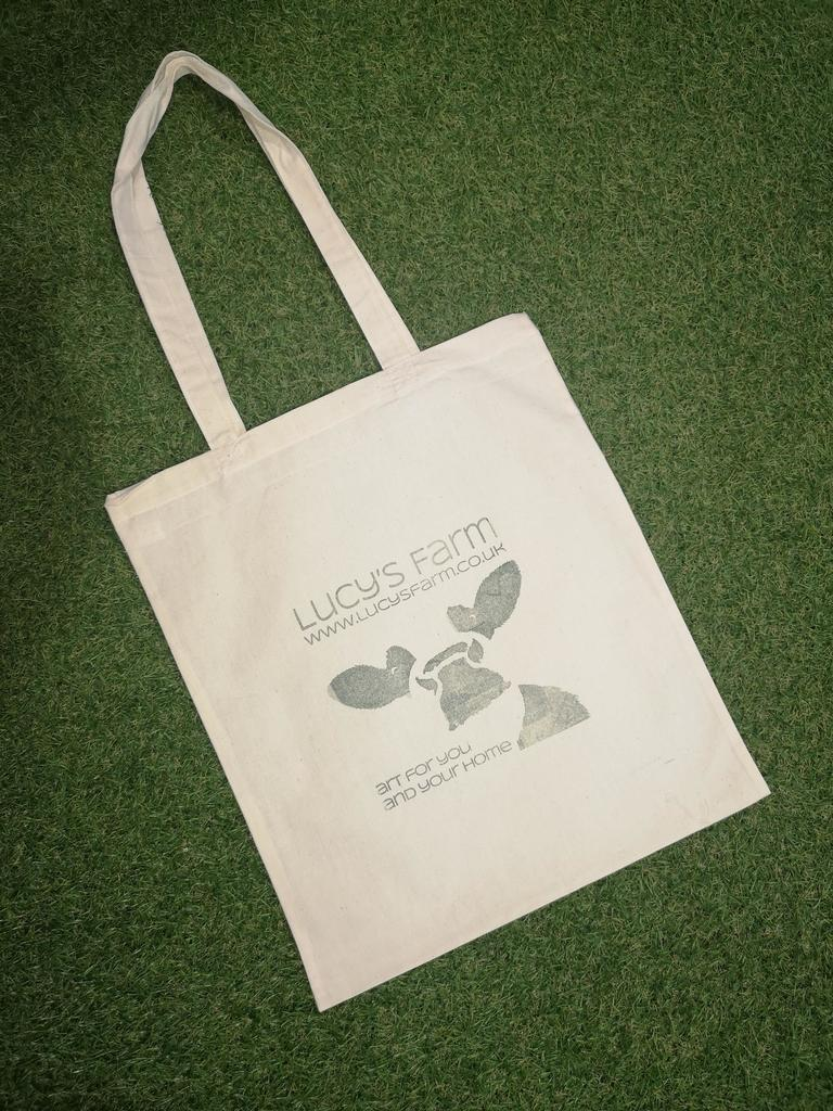 Free tote bag with orders over £20!