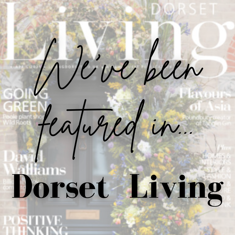 We've been featured in 'Dorset Living'!